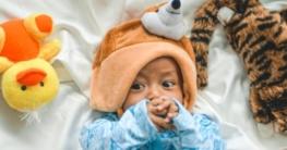 Wollwalk Mütze Baby