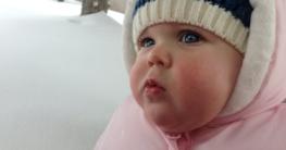 Wollwalkanzug Baby